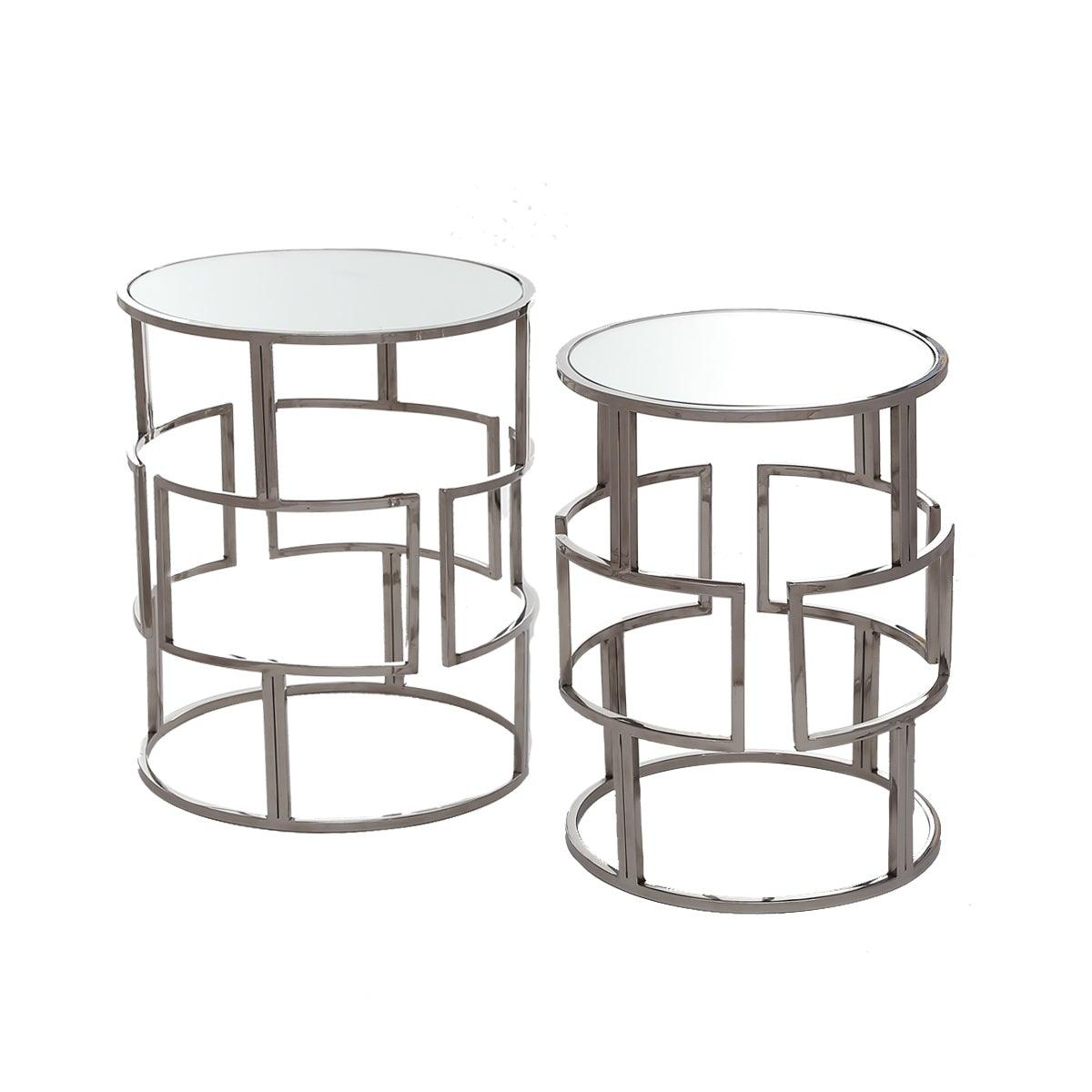 Vera Side Table Set of 2