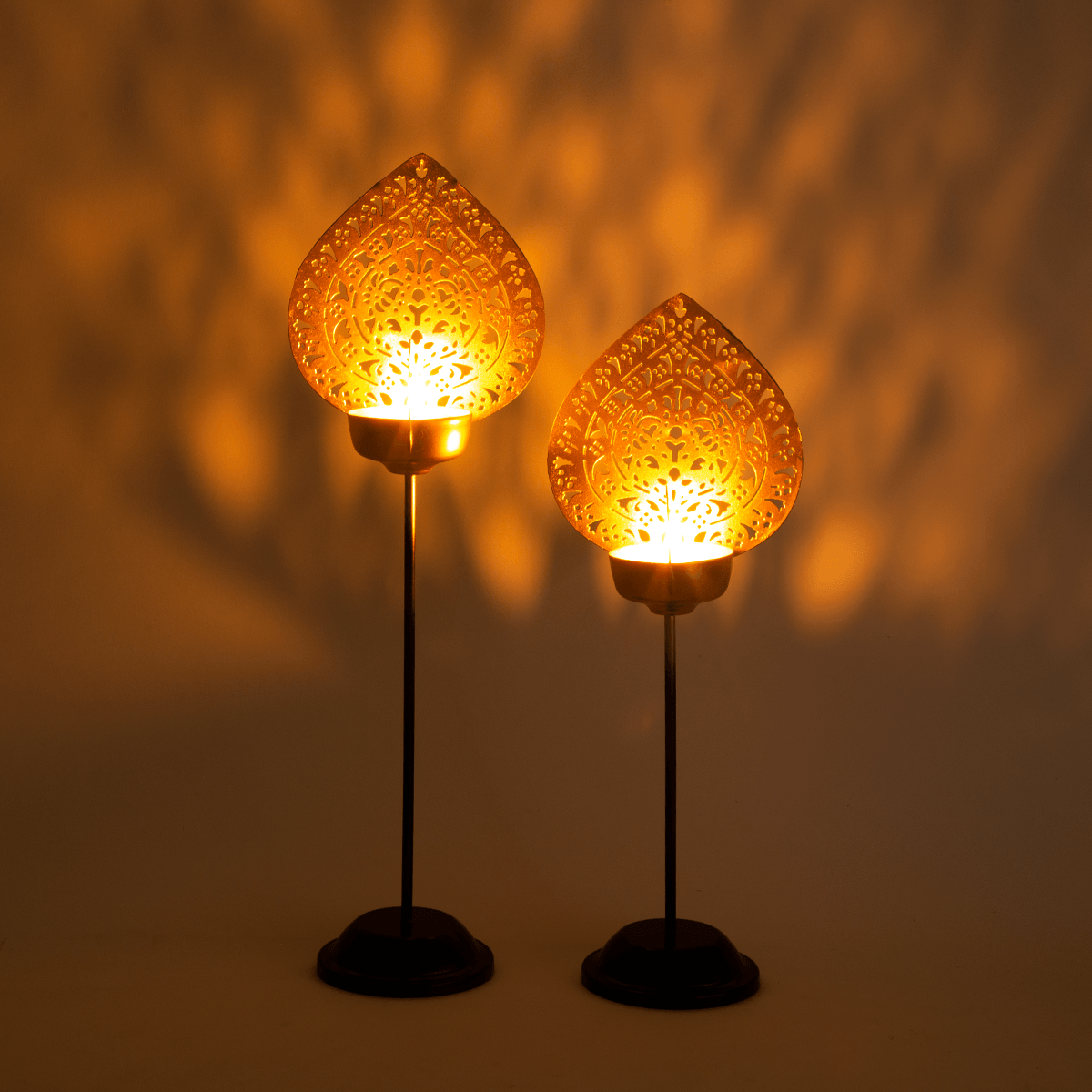 Ziya T-Light Set of 2