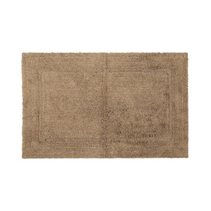 Jeff Dark Grey Bathmat