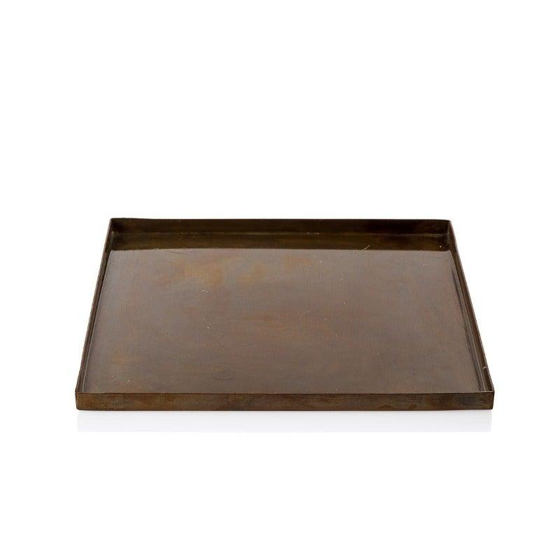 Zebo Brown Serving Tray