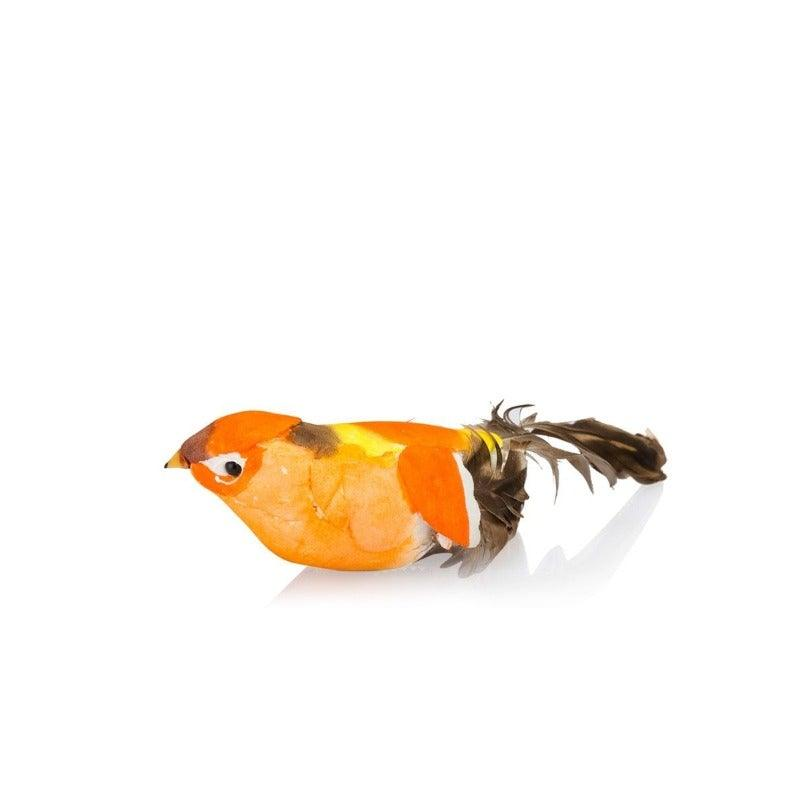 Falcon Orange Bird Mini Object