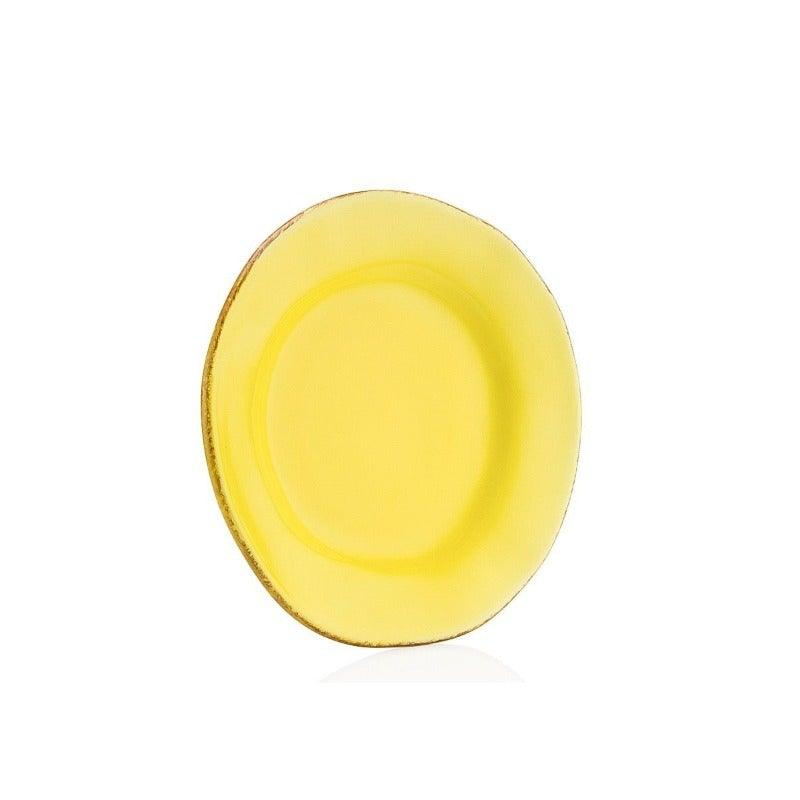 Pereti Salad Plate Yellow
