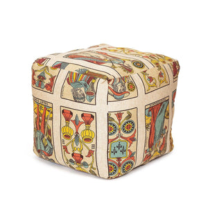 Jouer Pouffe Multi Color