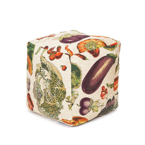 Pepino Pouffe Multi Color