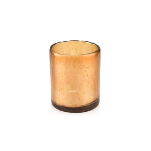 Imani Orange Candle Holder