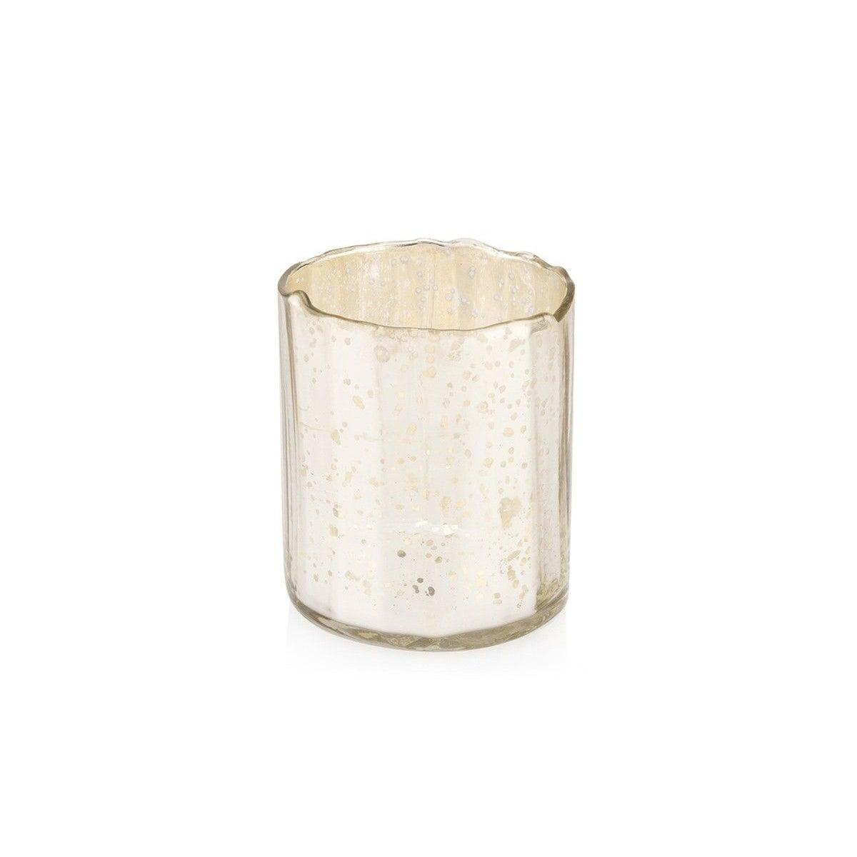 Imani Gold Candle Holder