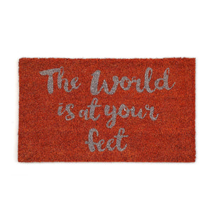 Fortunato Red Doormat