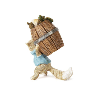 Lapin Carrying Barrel  Mini Object