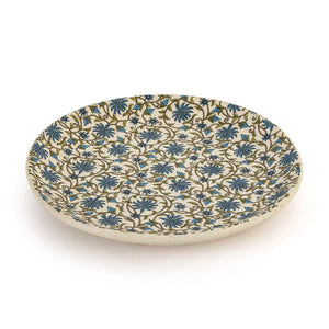 Asul Side Plate Turquoise Blue