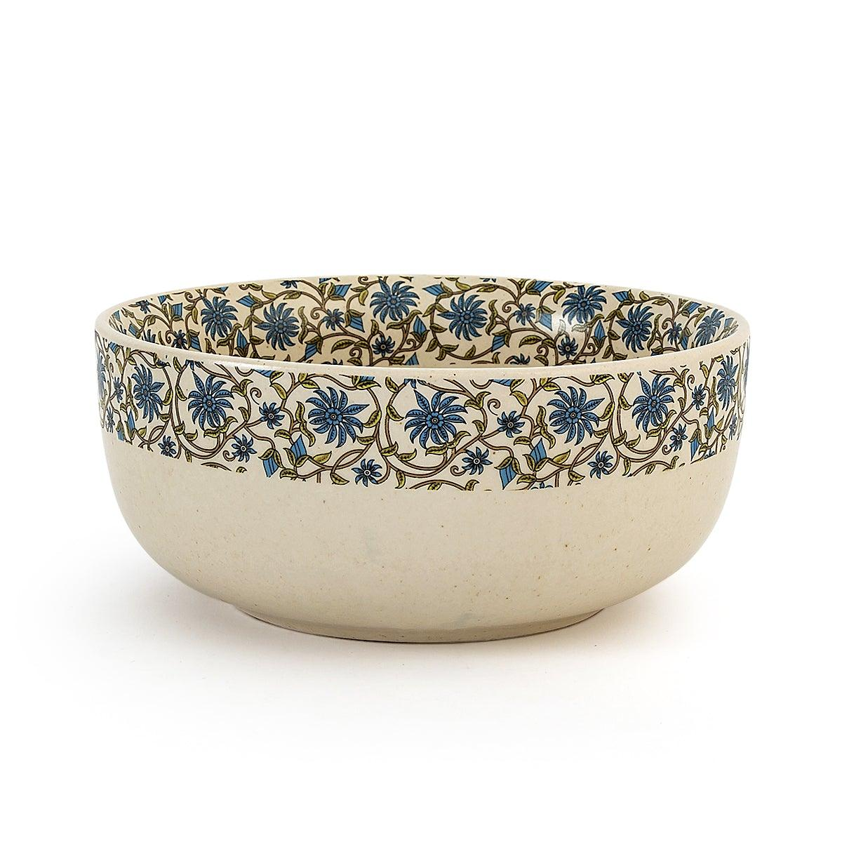 Asul Serving Bowl Turquoise Blue