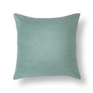 Louie 20 In X 20 In Light Blue Pillow