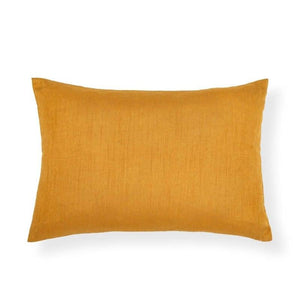 Brille 14 In X 20 In Yellow Cushion Cover