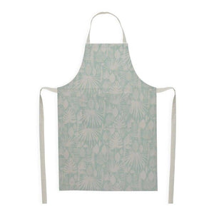 HOJA WHITE & GREEN APRONS