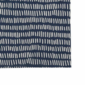 Hatlari 20 Inx20 In Printed Blue & White Napkin Set Of 4