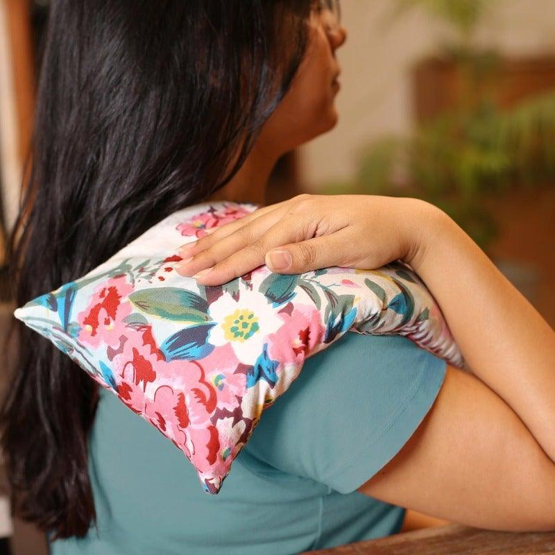 MARUVA 13 IN X 8 IN MULTI HEALING PILLOW