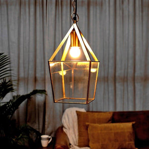 Namje Gold Hanging Light