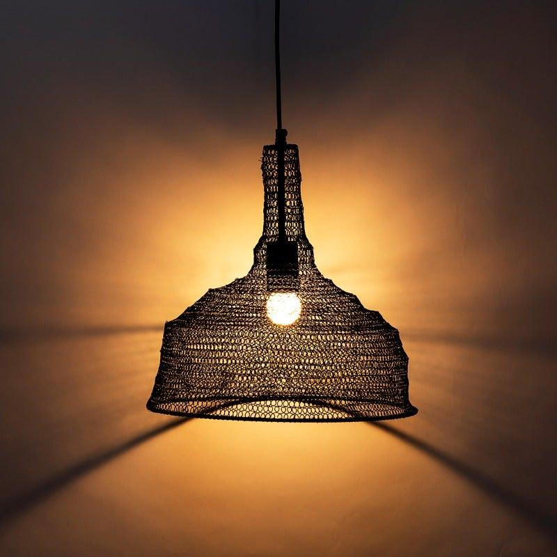 Lacie Black Pendant Lamp