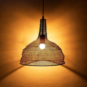 Latika Gold Pendant Lamp