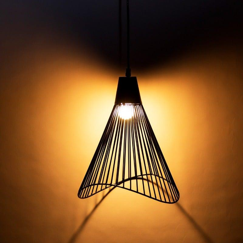 Lucia Black Pendant Lamp