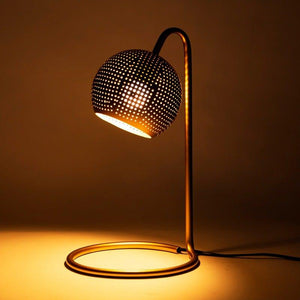 Megan Gold Table Lamp
