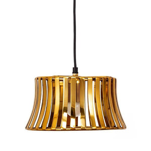 Shana Gold Hanging Lamp