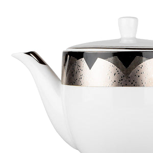 Mystic Lotus Tea Pot