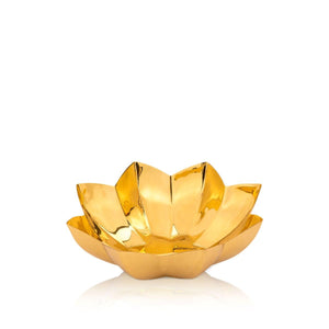 Lotus Bowl Yellow