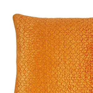 Tunis 20 In X 20 In Orange Cushion Cover