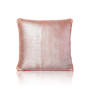 Jemma 20 In X 20 In Orange Cushion Cover