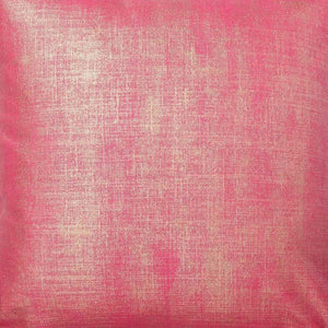 Jemma 20 In X 20 In Pink Cushion Cover