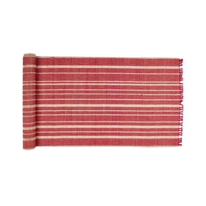 Chic Table Runner Red