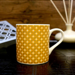 Tangerine Earth Mug Yellow
