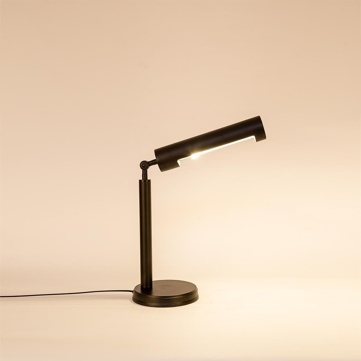 Atupa Black Table Lamp