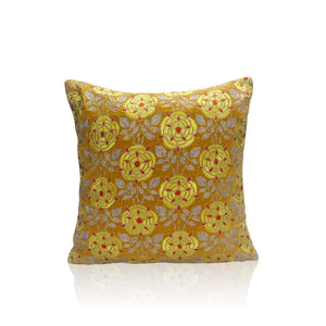 Aboli Cotton Velvet Cushion