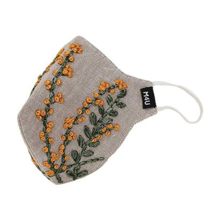 Women's Skylar Embroidery Fashion Mask