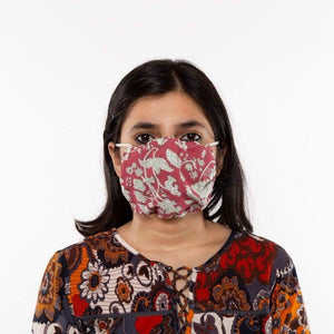 Kulima Tri Warp Printed Mask Set Of 4