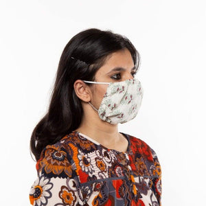 Imprime Tri Warp  Printed Mask Set Of 4