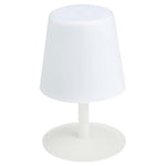Charger l'image dans la galerie, Lampe de table LED sans fil pied en acier Wimborne White STANDY MINI H25 Collection Capsule - REDDECO.com