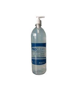 ProClean Gel Hand Sanitizer Pumps (1L)