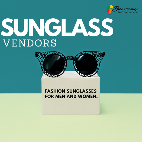 Sun Glass Vendors