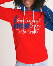 Load image into Gallery viewer, I Know BTE Signature Women's Hoodie