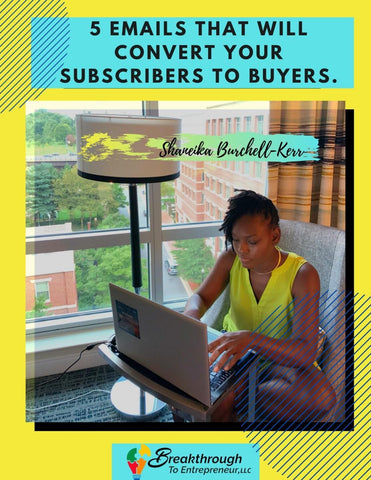 Convert Your Subscribers To Buyers