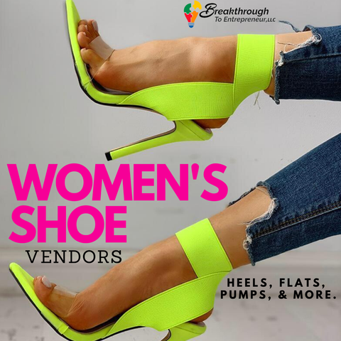 Women Shoe Vendor