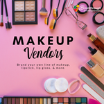 Make-up Vendors