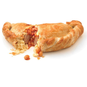 Breakfast Pasties by Post - New Product Launch