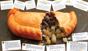 Pasties by Post The Perfect Lockdown Meal Solution
