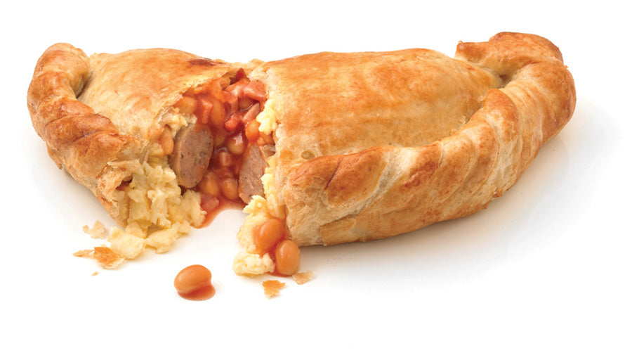 Breakfast Pasties by Post