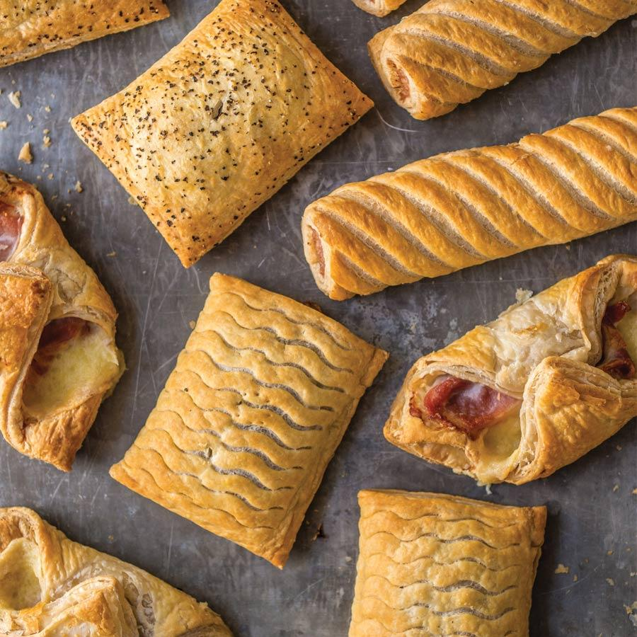 20 Assorted Cornish Savouries - Proper Pasty Company