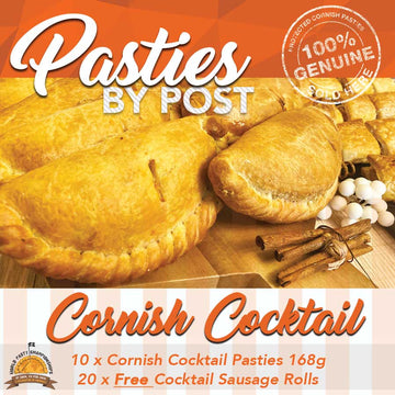 Cornish Cocktail Party - Proper Pasty Company