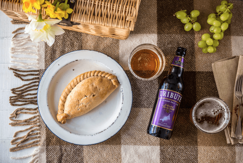 Steak & Tribute Pasty 283g. (36 No. Boxed) - Proper Pasty Company